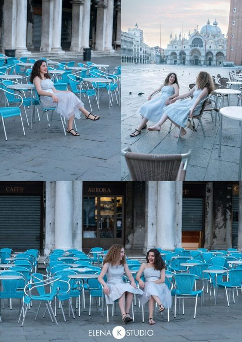 fotografa donne Venezia